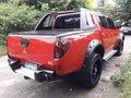 2013 Mitsubishi Strada GLX Red Pickup For Sale -2