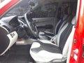 2013 Mitsubishi Strada GLX Red Pickup For Sale -0