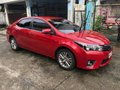 2014 Toyota Corolla Altis G Red For Sale-2