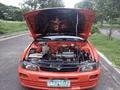 Mitsubishi Lancer itlog 1994 Orange For Sale -2