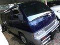 Nissan Urvan Escapade Manual Diesel 2000 For Sale -0