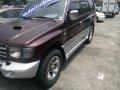 2001 Mitsubishi Pajero Field Master For Sale -5