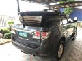 2013 Toyota Fortuner G 2.7 For Sale -2