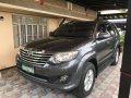 2013 Toyota Fortuner G 2.7 For Sale -4