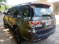 2015 Toyota Fortuner G VNT Gray For Sale -1