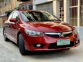 2010 Honda Civic 1.8S Red Sedan For Sale -0