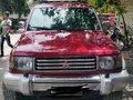 Mitsubishi Pajero Red 1996 For Sale -5