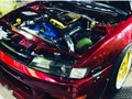 NISSAN S14 Silvia Loaded with rare and orig parts-1