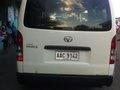 Toyota Hiace van 2014 model for sale-1
