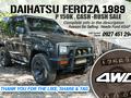 Selling 1989 Daihatsu Feroza Gasoline Manual at 175636 km in Las Piñas -0