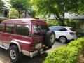 Red Nissan Patrol Super Safari 1998 for sale in Makati -1