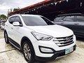 Hyundai Santa Fe 2013 Automatic Diesel for sale in Mandaue-9