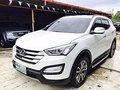 Hyundai Santa Fe 2013 Automatic Diesel for sale in Mandaue-8