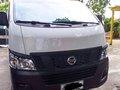 Selling 2017 Nissan NV350 Urvan Diesel at 28000 km -1
