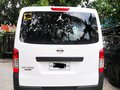 Selling 2017 Nissan NV350 Urvan Diesel at 28000 km -2