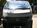 Selling 2017 Nissan NV350 Urvan Diesel at 28000 km -5