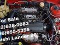 Selling Mitsubishi Lancer 1996 Manual Gasoline in Quezon City -4