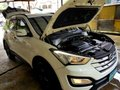 Like New Hyundai Santa Fe for sale in Rosales-8