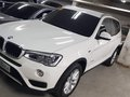 Selling Bmw X3 2017 Diesel Automatic at 11000 km-0