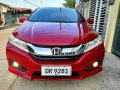 Red 2016 Honda City at 19000 km for sale -4