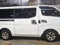 Sell White 2017 Nissan Nv350 Urvan in Quezon City -5