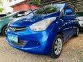 Blue 2014 Hyundai Eon Hatchback for sale in Isabela -3