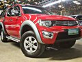 Red 2013 Mitsubishi Strada Diesel Manual for sale in Quezon City -0