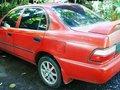 Selling Red Toyota Vios 1996 at 130000 km in Daraga-3