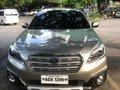 Selling Subaru Outback 2016 Automatic Gasoline in Pasig-7