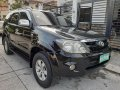Sell Black 2008 Toyota Fortuner Automatic Diesel-0
