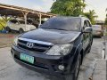 Sell Black 2008 Toyota Fortuner Automatic Diesel-5