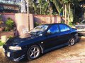 Selling Blue Mitsubishi Lancer 1999 in Quezon City -2
