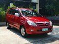 Selling Red Toyota Innova 2006 Automatic Gasoline in Candoni -0