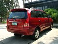 Selling Red Toyota Innova 2006 Automatic Gasoline in Candoni -3