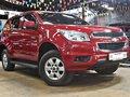 Red 2016 Chevrolet Trailblazer Diesel Automatic for sale  -0