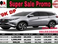 Selling Brand New Toyota Rush 2019 in Quezon City -0