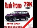 Selling Brand New Toyota Rush 2019 in Quezon City -1
