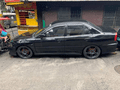 Selling Black Mitsubishi Lancer 2001 Automatic in Manila -3