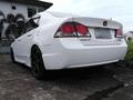 Selling White Honda Civic 2009 at 35018 km in Manila -2