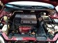 Red Mitsubishi Lancer 2003 Manual Gasoline for sale -3