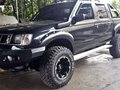 Black Nissan Frontier 2000 for sale in Manila -0