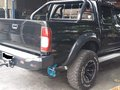 Black Nissan Frontier 2000 for sale in Manila -1