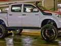 White Toyota Hilux 2010 Truck for sale in Manila -0