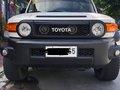 White 2015 Toyota Fj Cruiser at 34000 km for sale -2
