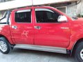 Sell Red 2015 Toyota Hilux Manual in Maguindanao -2