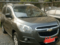 Selling 2nd Hand Chevrolet Spin 2015 at 40000 km -0