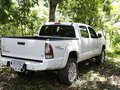 White Toyota Tacoma 2013 for sale in Quezon City -3