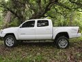 White Toyota Tacoma 2013 for sale in Quezon City -5