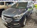 Blue Hyundai Santa Fe 2016 at 71000 km for sale-3