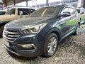 Blue Hyundai Santa Fe 2016 at 71000 km for sale-4